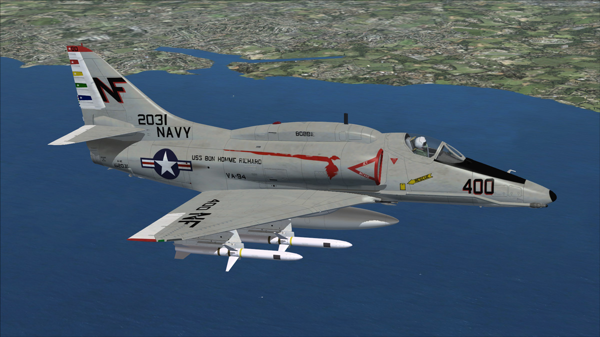 VIRTAVIA A-4 Skyhawk