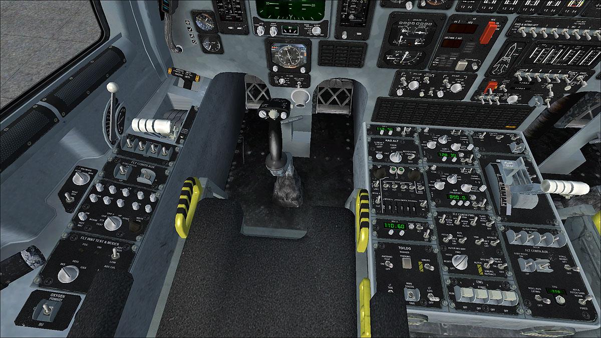VIRTAVIA B-1B Lancer