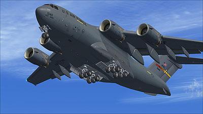 VIRTAVIA C-17 Globemaster III