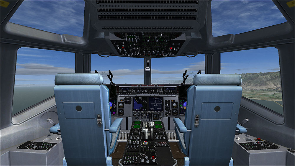 Virtavia C 17 Globemaster Iii