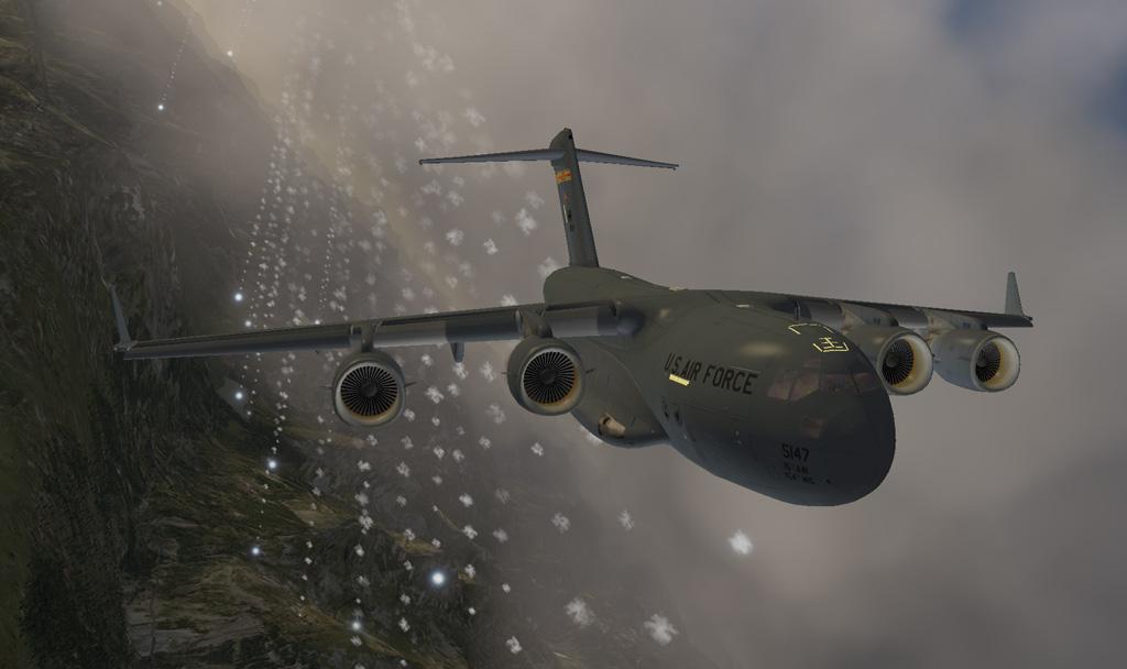 VIRTAVIA C-17 Globemaster III for X-Plane
