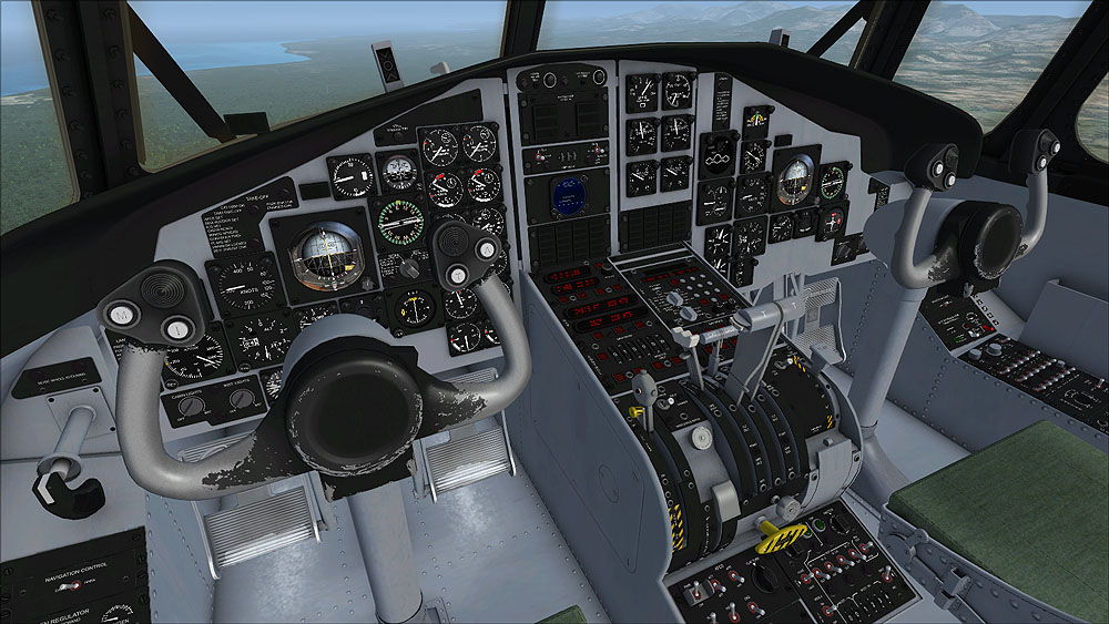 E-2C Hawkeye for FSX Steam Edition - Dovetail Games Exclusive