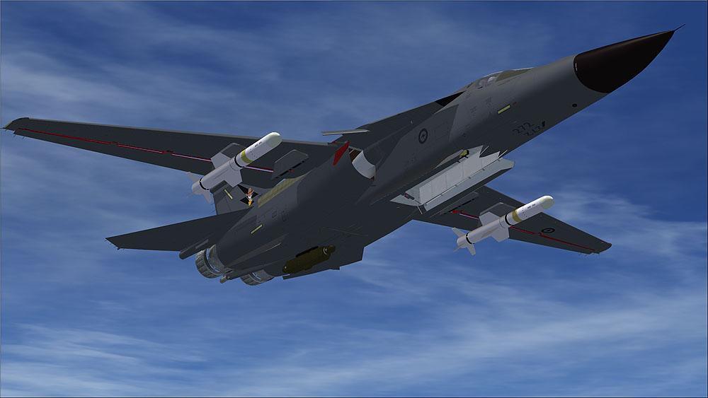 VIRTAVIA F-111 Ardvark