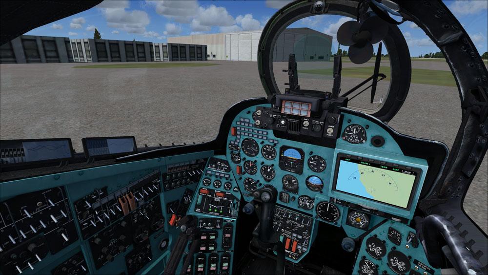 VIRTAVIA Mi-24 'Hind-D'